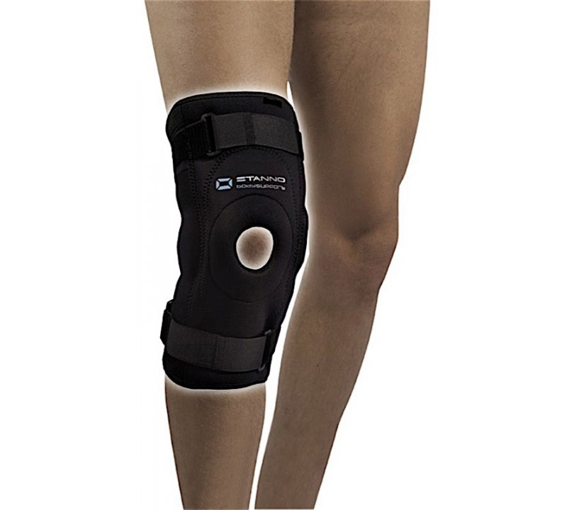 Stanno Knee Support Met Splints