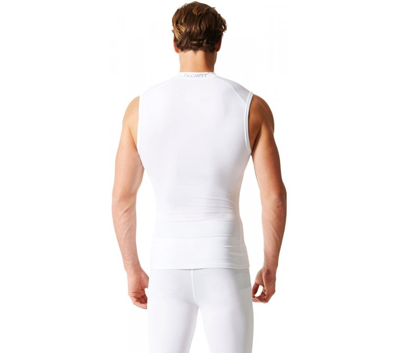 adidas Techfit Sleeveless Shirt Heren