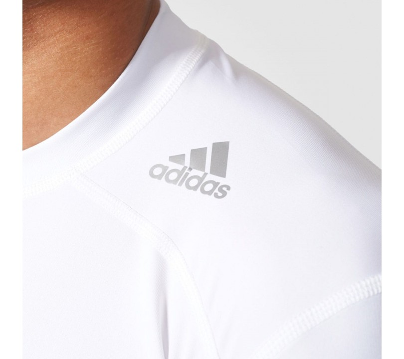 adidas Techfit Shortsleeve Shirt Heren