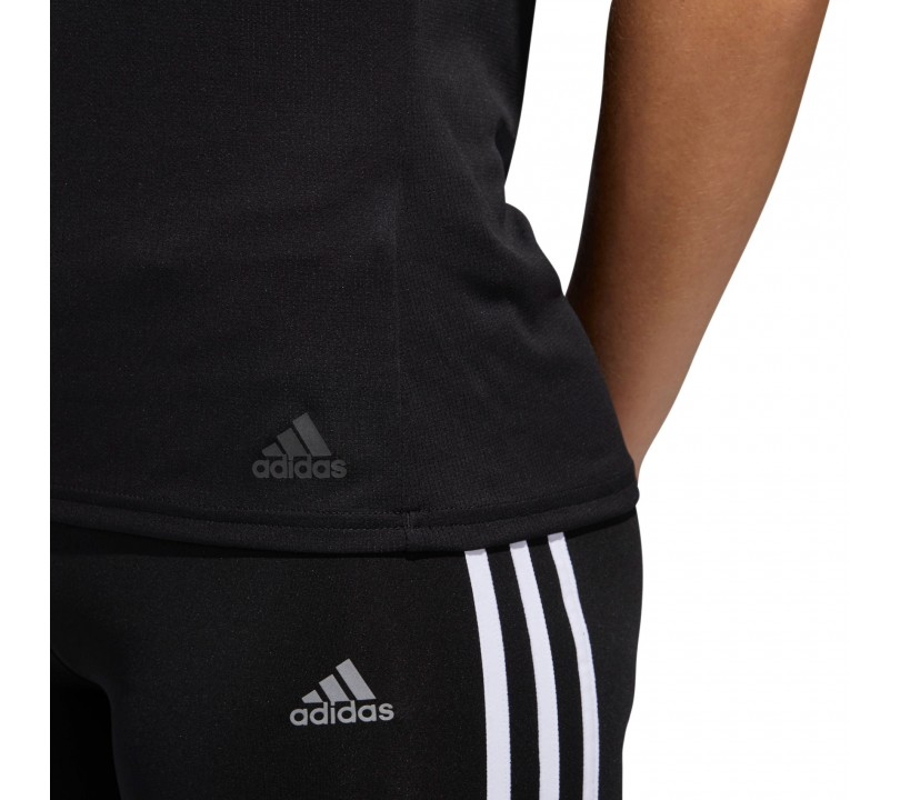 adidas Run It 3-Stripe Shirt Women