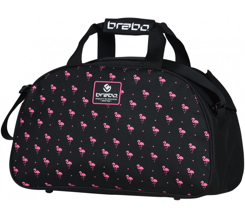 Brabo Flamingo Schoudertas