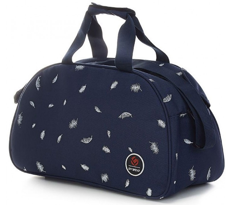 Brabo Feathers Carry Bag