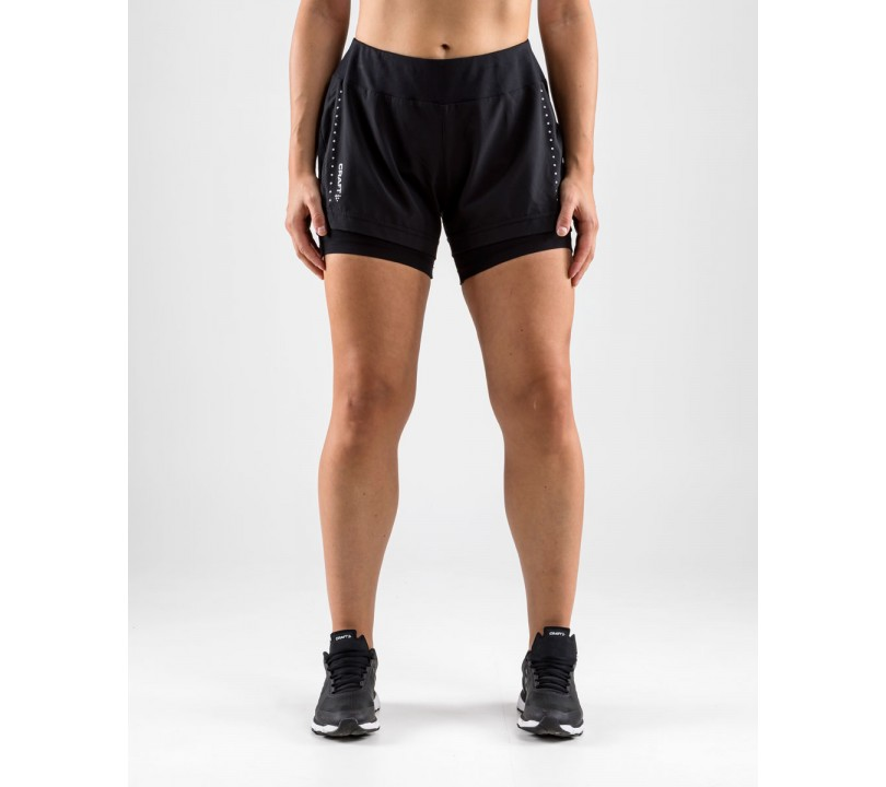 Craft Essential 2-in-1 Shorts Women