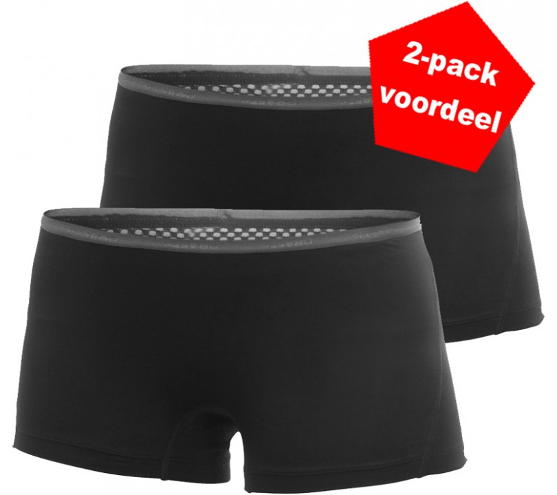 Craft Cool Multi 2-Pack Boxers Dames