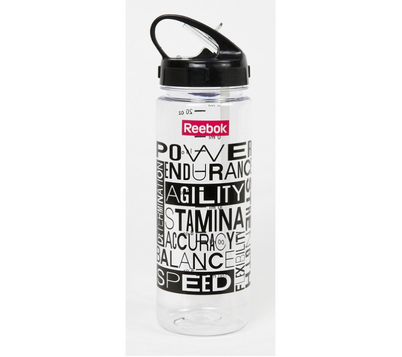 Reebok Bidon 650ml Clear Power