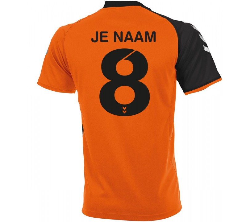 Nederlands Handbalteam Heren Shirt Thuis