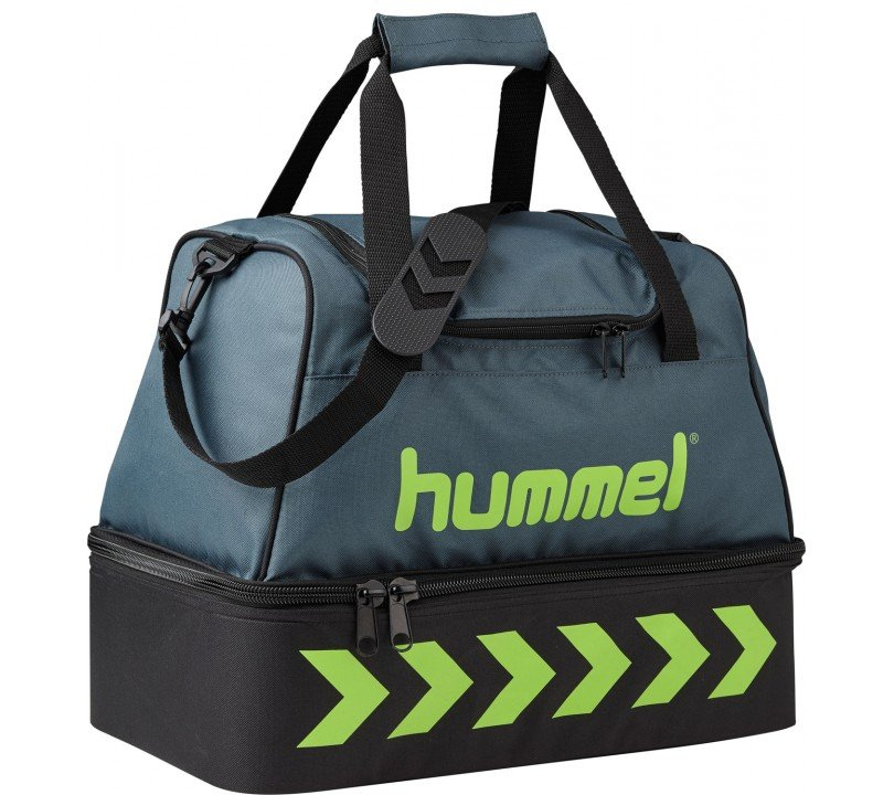 Hummel Authentic Tas Met Bodemvak