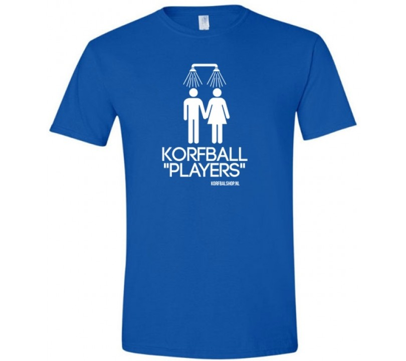 Korfball Players Shirt