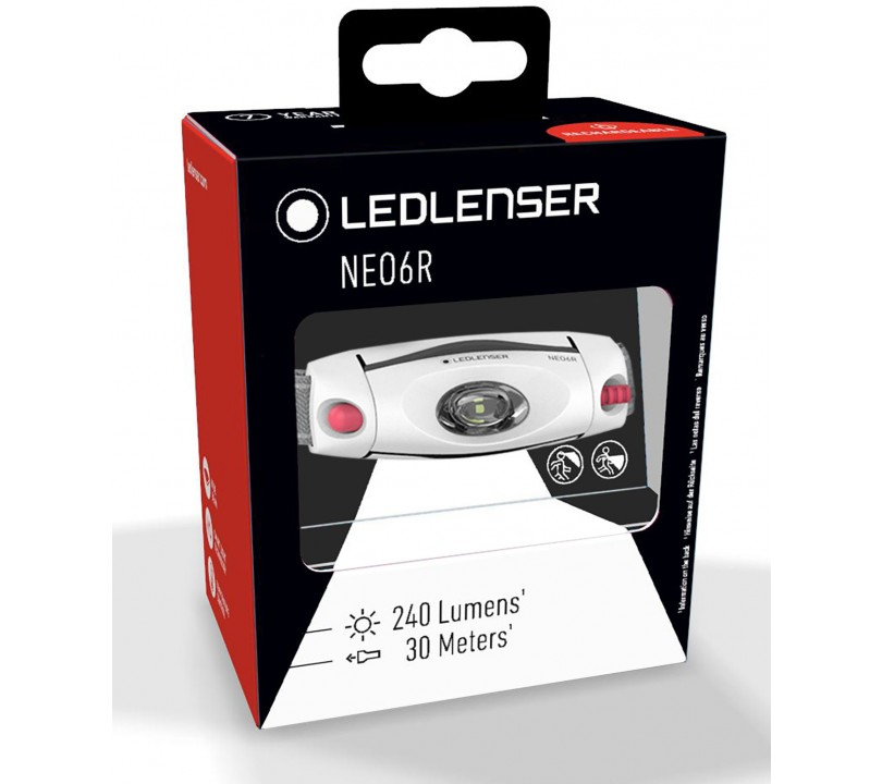 Ledlenser NEO6R Running Headlamp