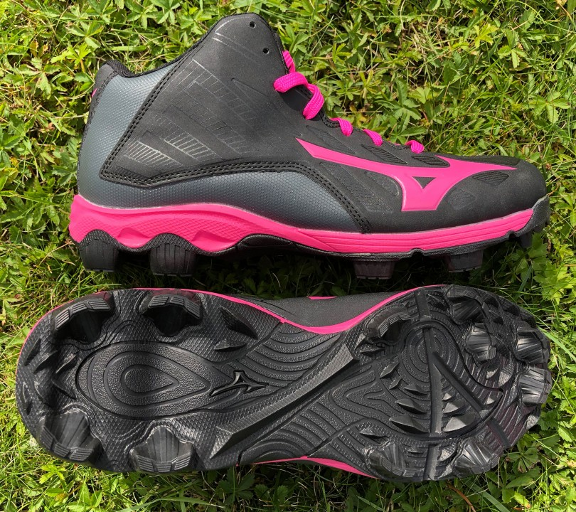 Mizuno Franchise 8 Mid Kids