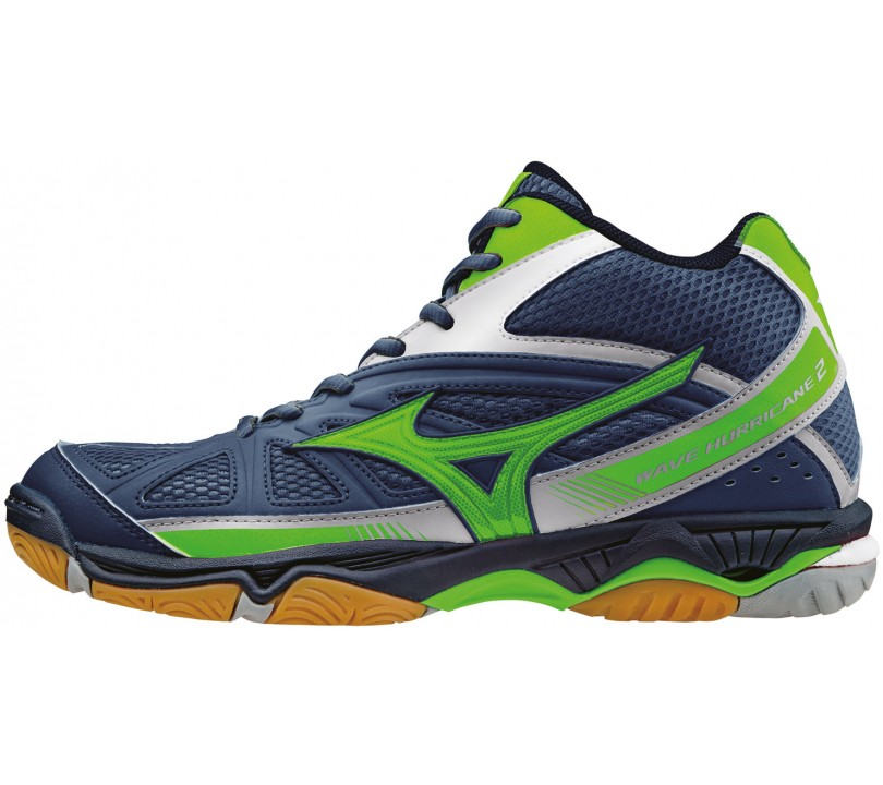 Mizuno Wave Hurricane 2 Mid