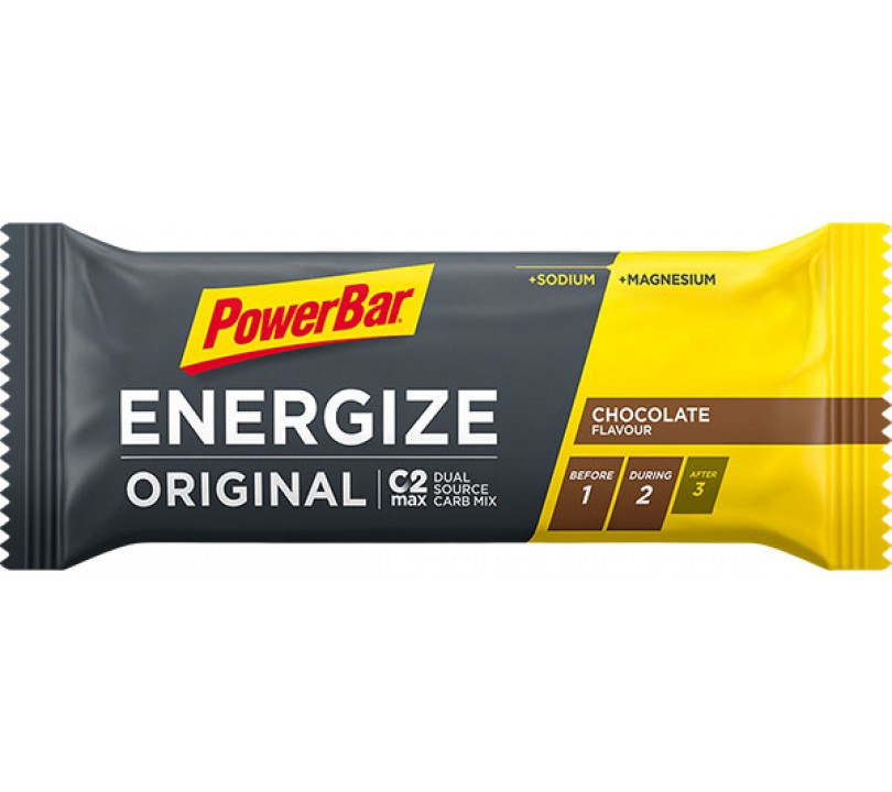 PowerBar Chocolate Bar 1x55g