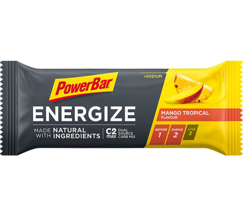 PowerBar Mango Tropical Bar 1x55g