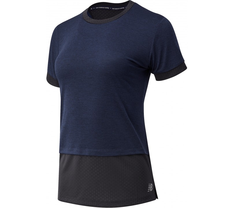 New Balance Impact Run Shirt Women