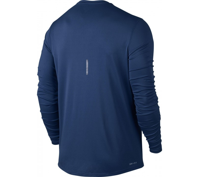 Nike Zonal Cooling Relay Heren LS