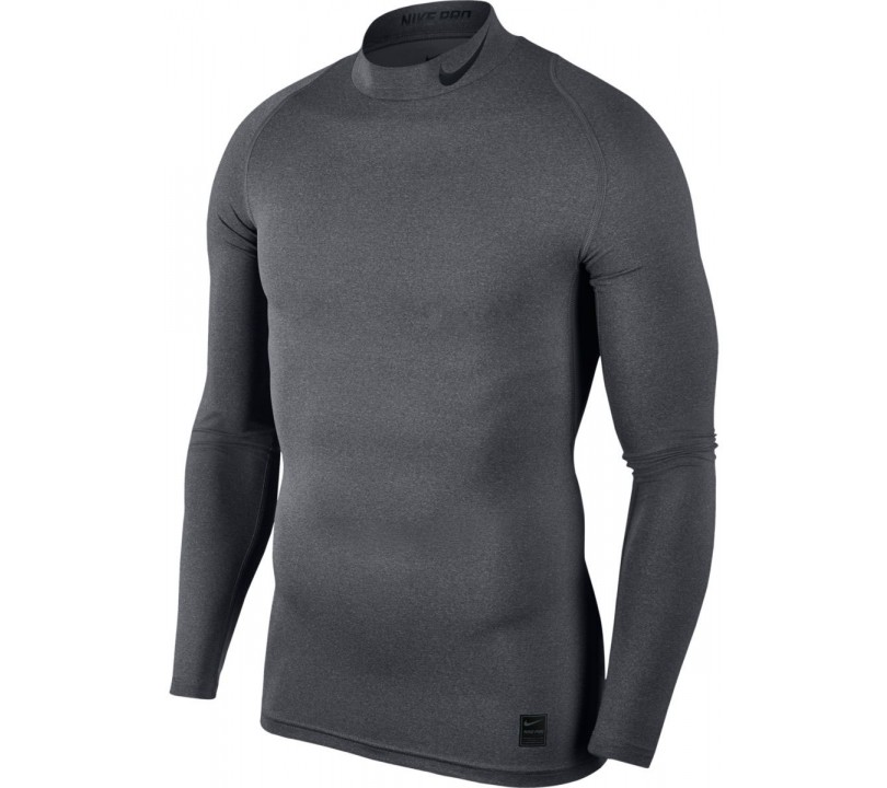 Nike Top Compression Mock Long Sleeve