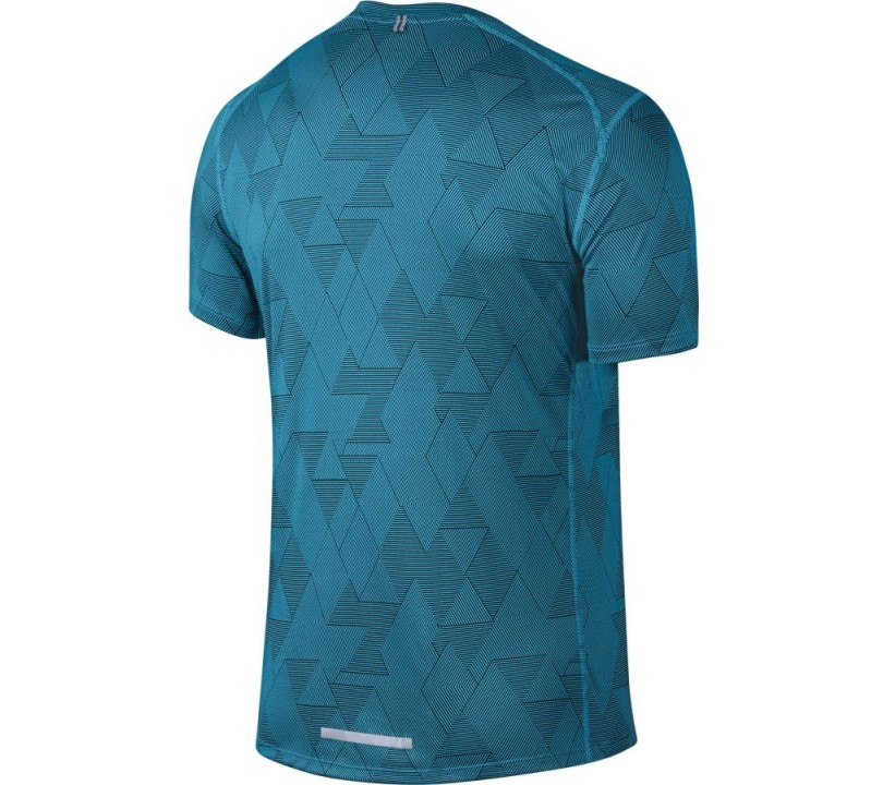 Nike DF Miler Optical Shirt Heren