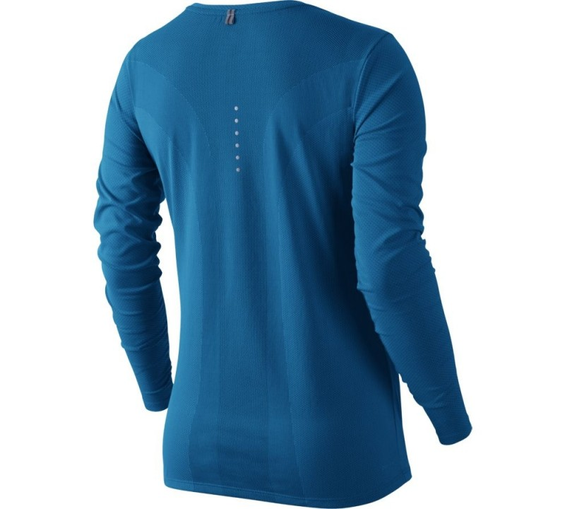 Nike Dri-Fit Contour LS Shirt Dames