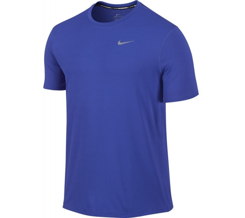 Nike Dri-Fit Contour SS Shirt Heren