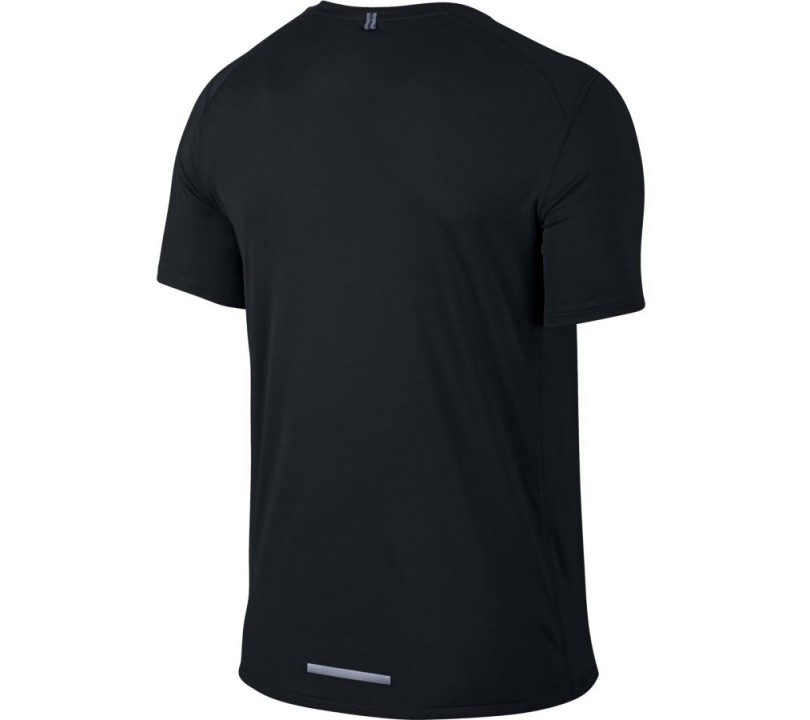 Nike Dri-Fit Miler SS Shirt Heren