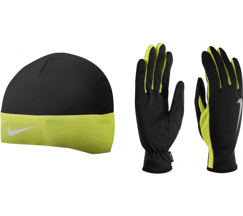 Nike Dri-Fit Beanie/Glove Set Heren