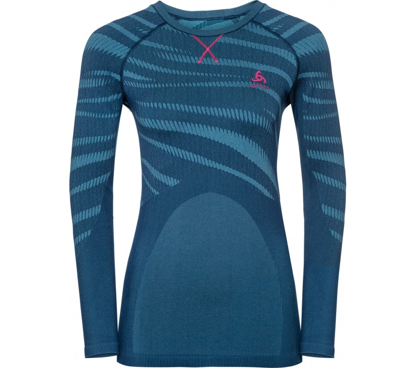 Odlo Blackcomb Top Crew Neck LS Women
