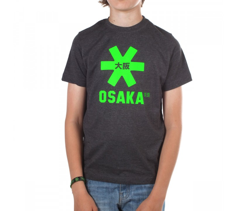 Osaka Deshi T-Shirt Green Star