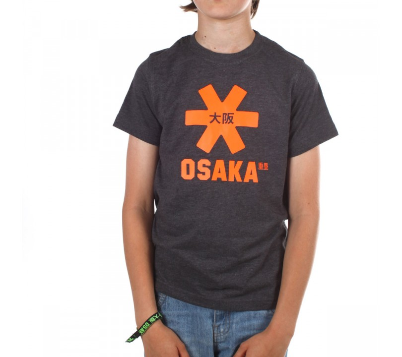 Osaka Deshi T-Shirt Orange Star