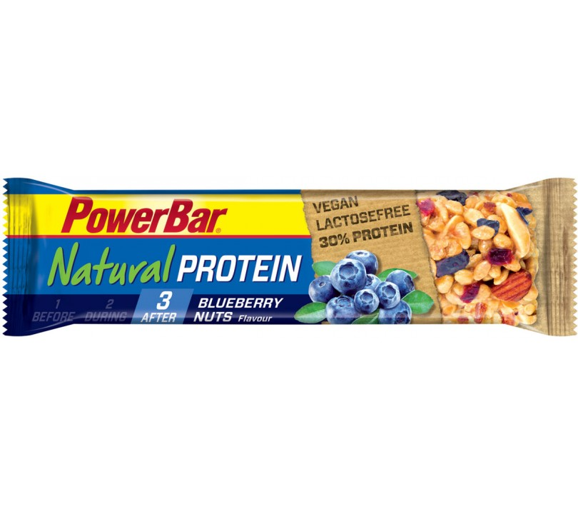 PowerBar Natural E Blueberry Nuts 1x40g