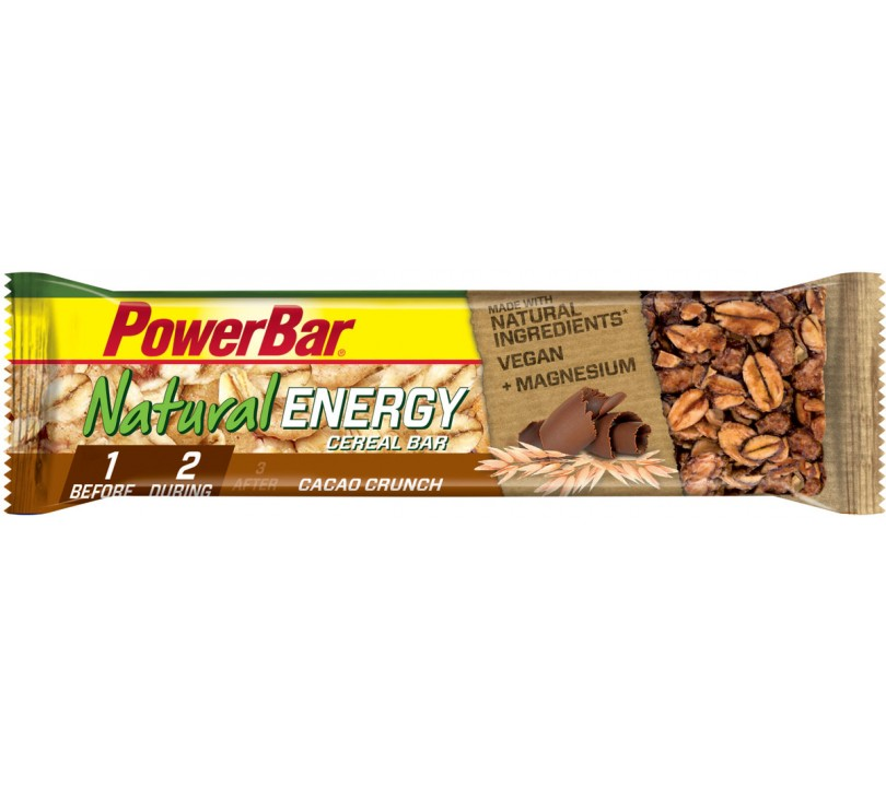 PowerBar CerealBar Cacao Crunch 1x40g