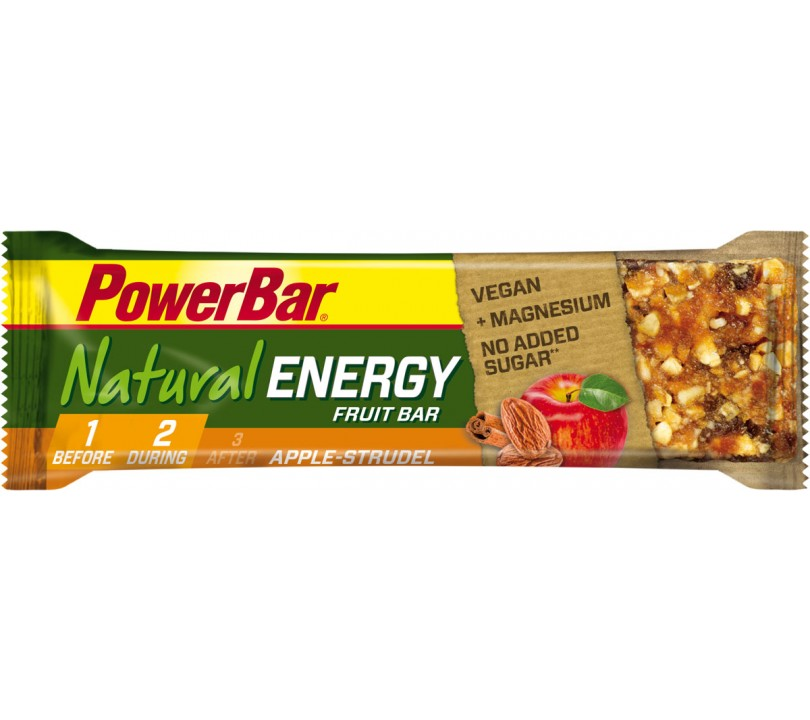 PowerBar Fruit Bar Apple Strudel 1x40g