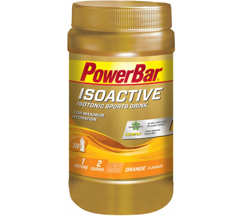 PowerBar IsoActive Orange 600g