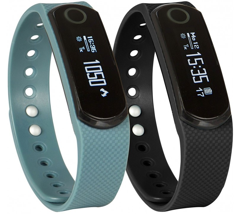 Q-Band HR Fitness Band