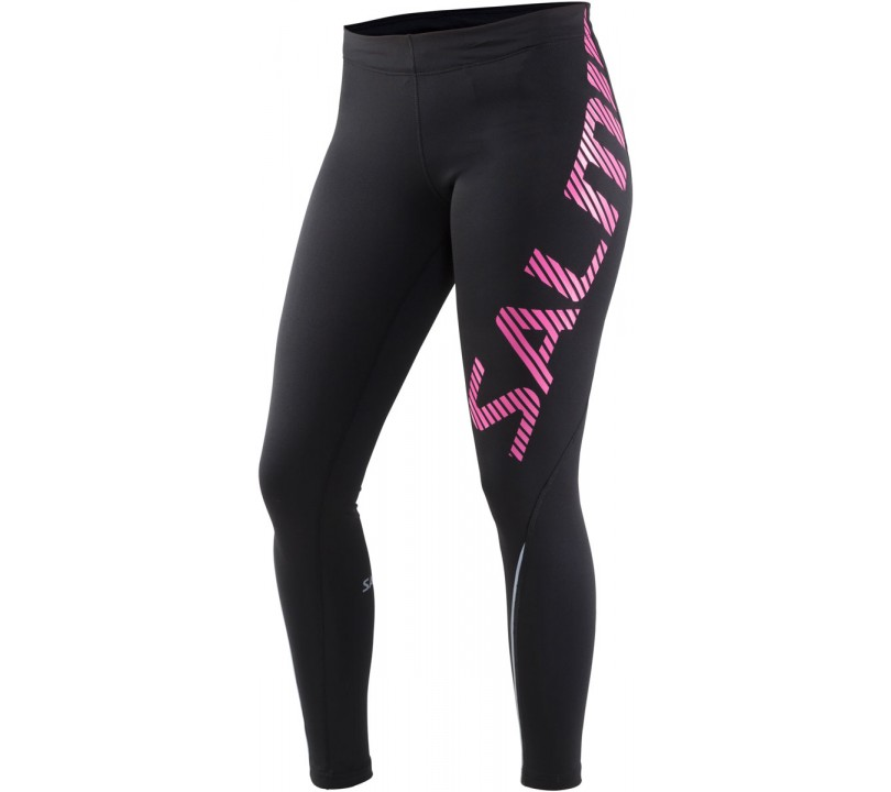 Salming Logo Tights Dames