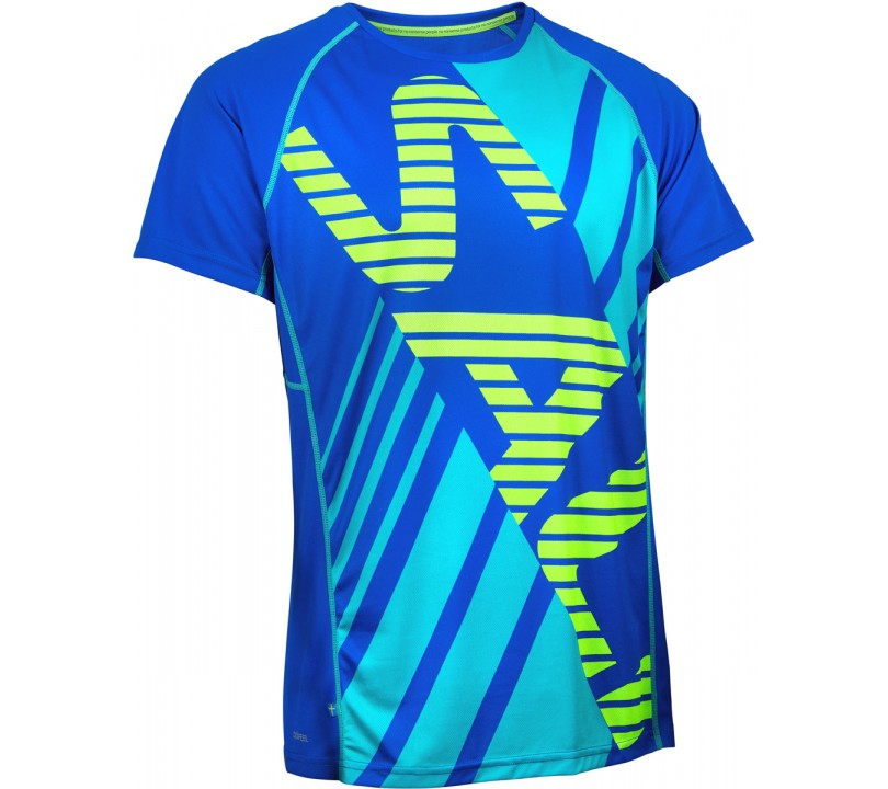 Salming Running Short Sleeve Shirt Men