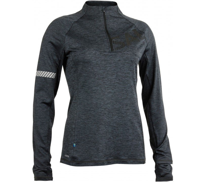 Salming Phase Half-Zip LS Shirt Women