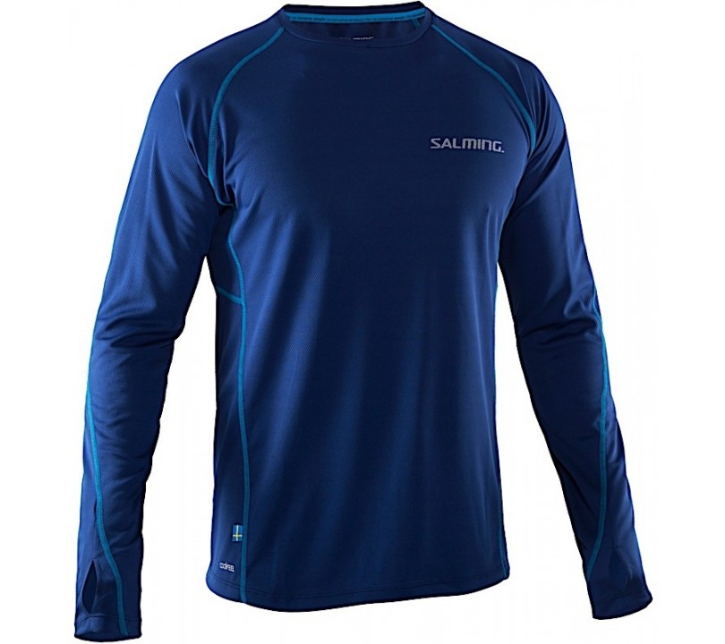 Salming Running LS Tee Heren