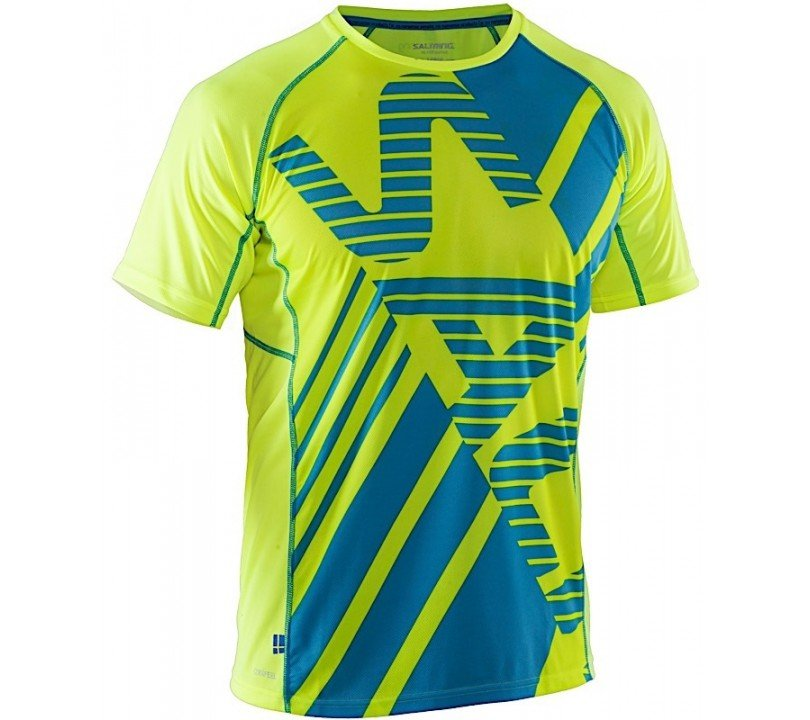 Salming Running Tee Heren