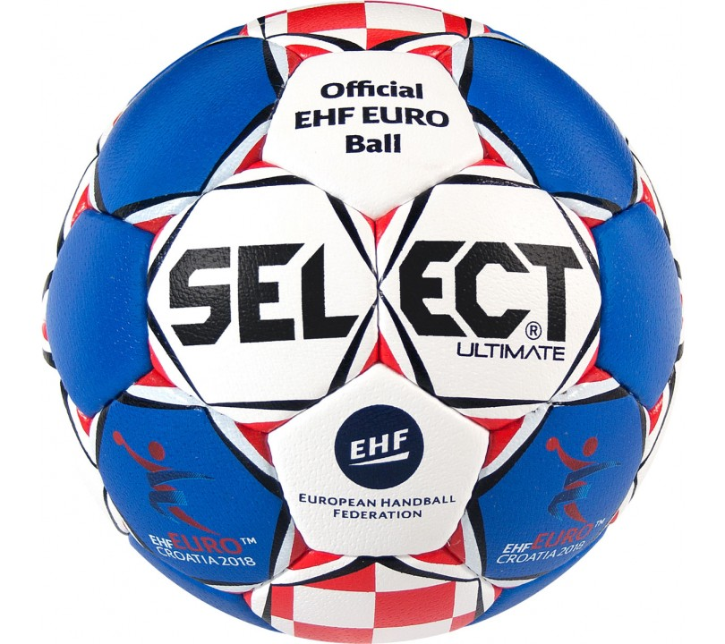 Select Ultimate EHF Euro 2018 Handball