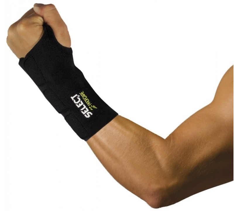 Select wrist support left 6701