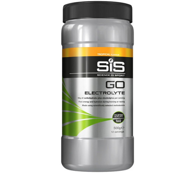 SiS Go Electrolyte Can Tropical 500g