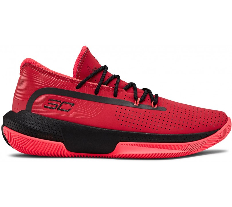 kids red under armour