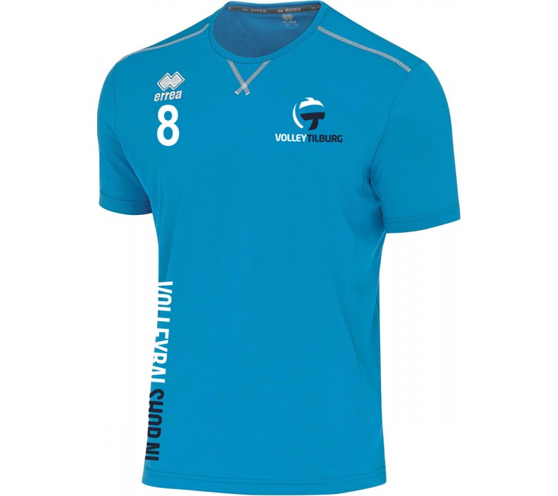 Errea Volley Tilburg Everton Shirt Heren