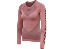 Hummel First Seamless Jersey LS Damen