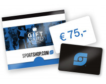 Giftcard Volleybalshop.nl 75 euro