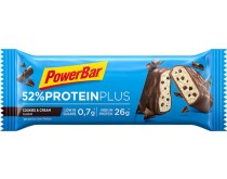 PowerBar Plus 52% Cookies & Cream 1x50g