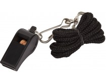 Referee Whistle + Cord