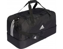 adidas Tiro Duffle Bag + Bottom L