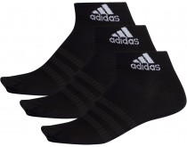 adidas Lightweight Ankle Sock 3-pack