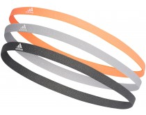 adidas Hairband 3-pack